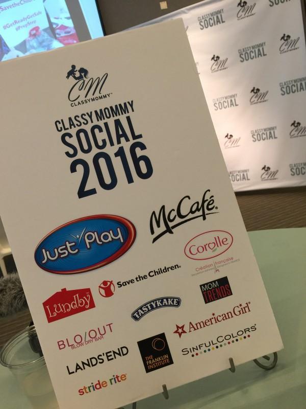 Classy Mommy Social 2016