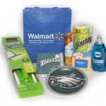 Party on Mom Walmart P&G prize package