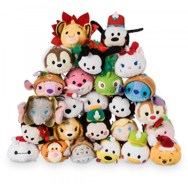 Disney Store Tsum Tsum Advent Calendar Video Review
