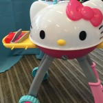Hello Kitty Toy Grill Video Review and Photos