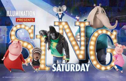 FREE SING Movie screenings