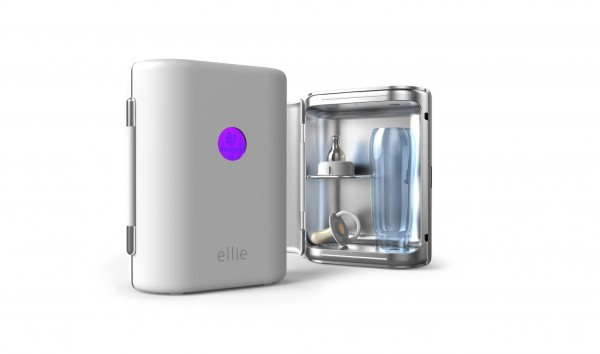 ntroducing Ellie: The first portable digital UV sterilizer for Baby Bottles
