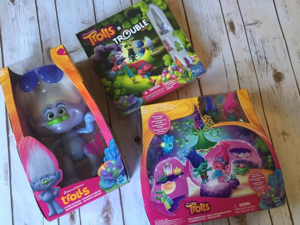 Trolls Toys Galore