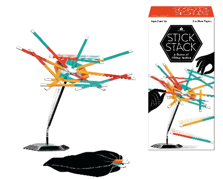 Stick Stack Board Game
