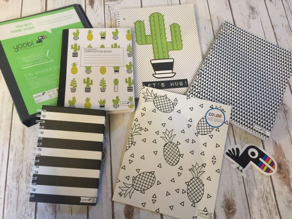 Yoobi Makes Classroom Donations to Kids In Need with every purchase