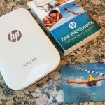 HP Sprocket Smartphone Printer Video Review and Demo
