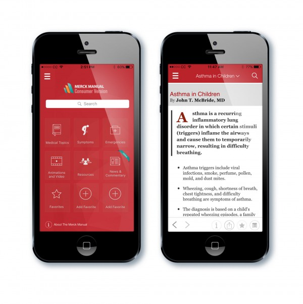 FREE Merck Manual Consumer App