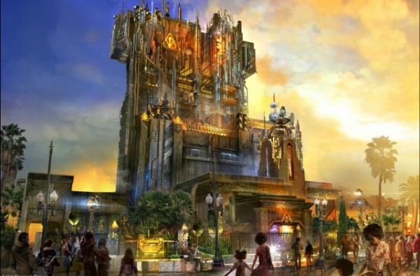 Guardians of Galaxy Mission Breakout PHotos