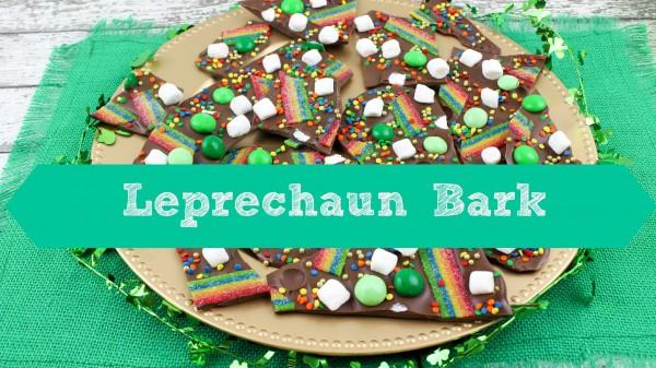 How to Make Leprechaun Bark