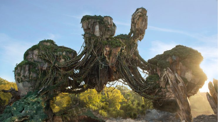 Pandora Animal Kingdom Image