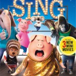 SING Official Box Art