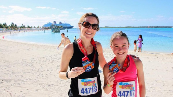Video Review of the Disney Cruise Castaway Cay 5K