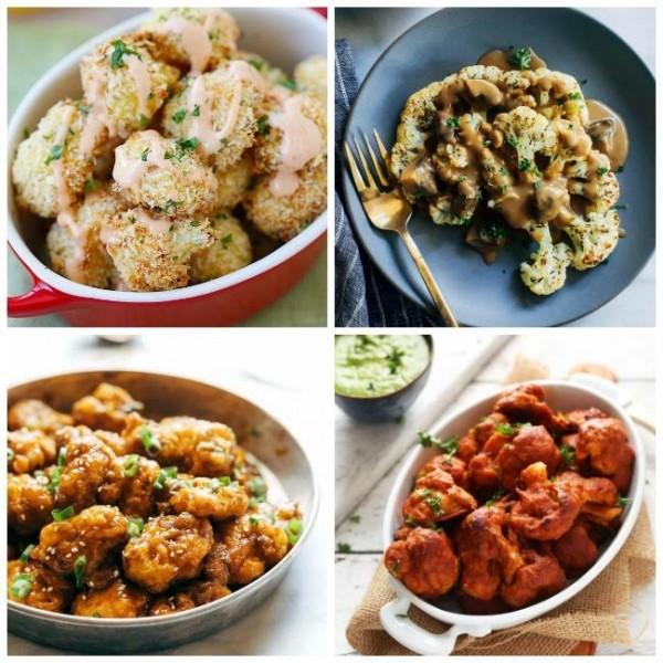 20 Creative Ways to cook Cauliflower