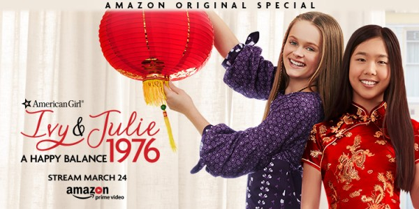 American Girl Julie and Ivy AMAZON Original