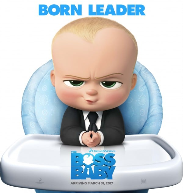 The Boss Baby Movie Ticket Giveaway