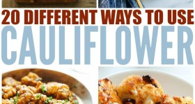 20 Creative Ways to Cook Cauliflower