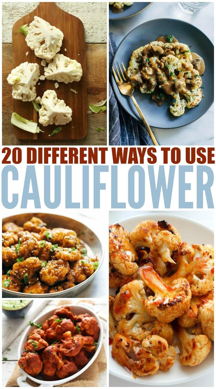 20 Creative Newspaper Craft Fashion Ideas: 20 Creative Ways To Cook Cauliflower