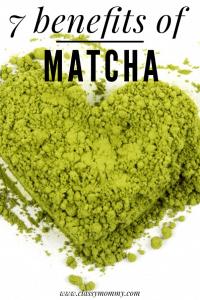 7 Benefits Of Drinking Matcha