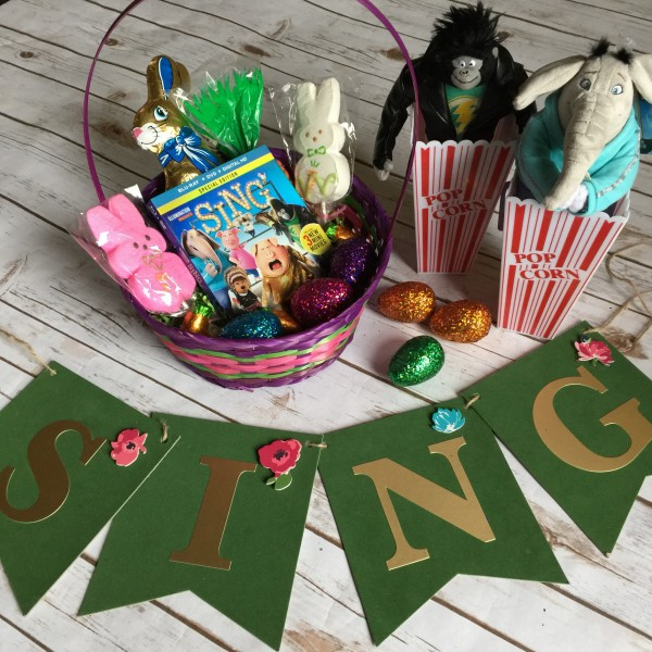 Sing for Easy Easter Basket Stuffers