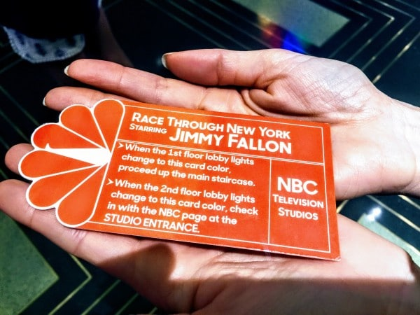 Race Through New York with Jimmy Fallon Review