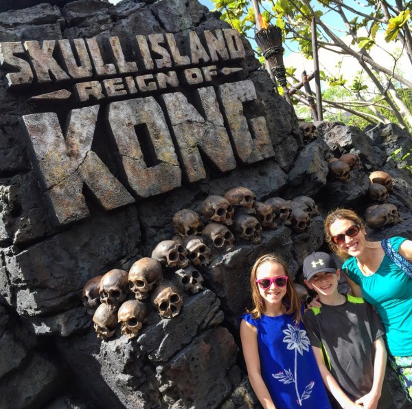 Skull Island Reign of Kong Video Review