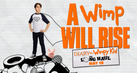 Diary of a Wimpy Kid Long Haul Giveaway