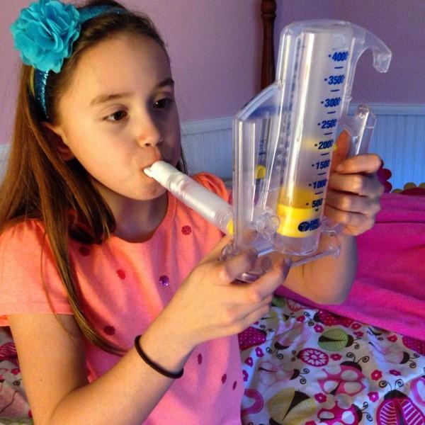 Kenzie Spirometer