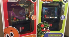 Awesome Mini Arcade Game Classics