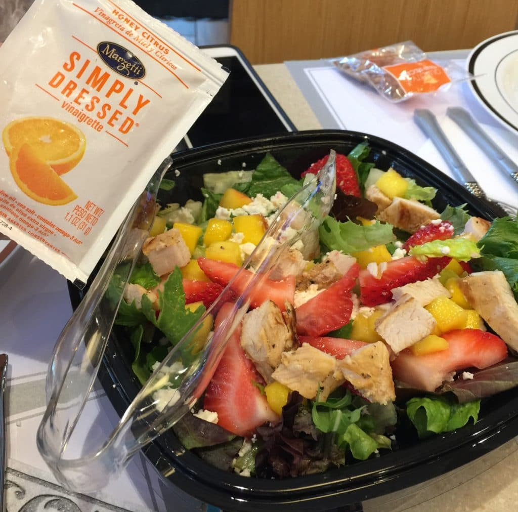 Obsessing over Wendy's Super Fresh Summer Salads