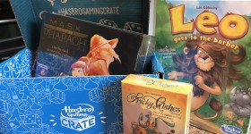 Hasbro Gaming Crate Subscription Details