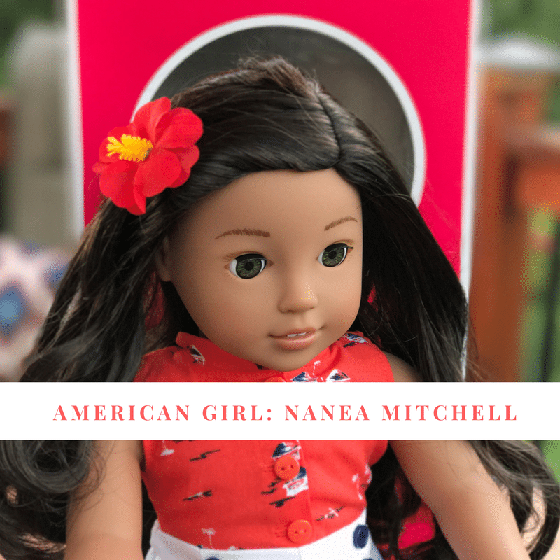 American Girl Doll Nanea Mitchell Video Review Classy Mommy