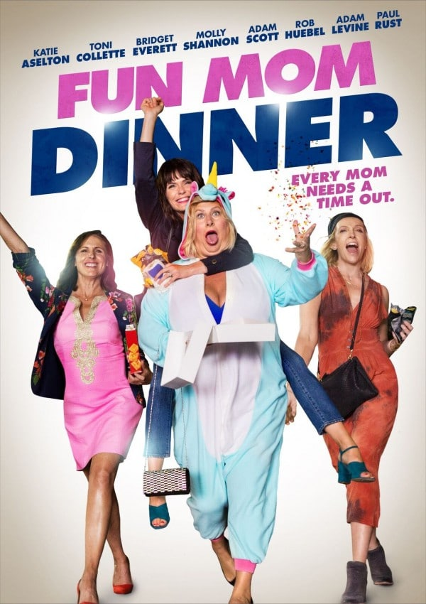 Fun mom dinner movie poster
