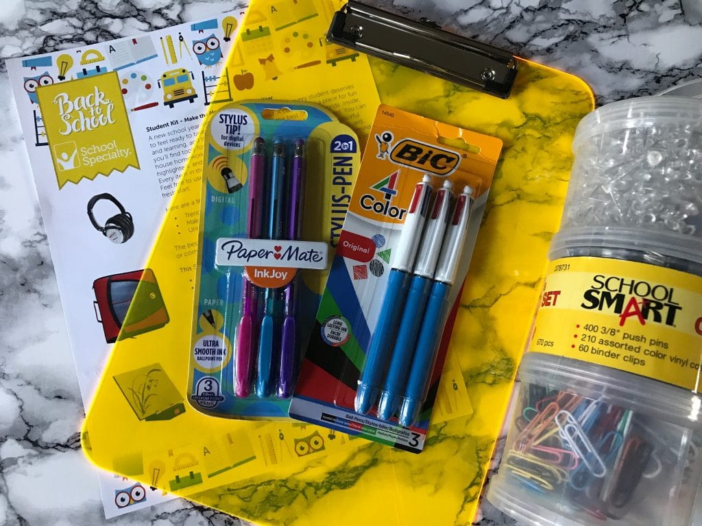 Everything Back to School Supplies from SchoolSpecialty.com