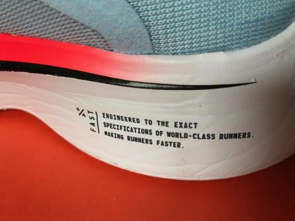 Nike Zoom Vaporfly 4% Unboxing
