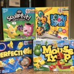Hasbro and Mensa For Kids Games
