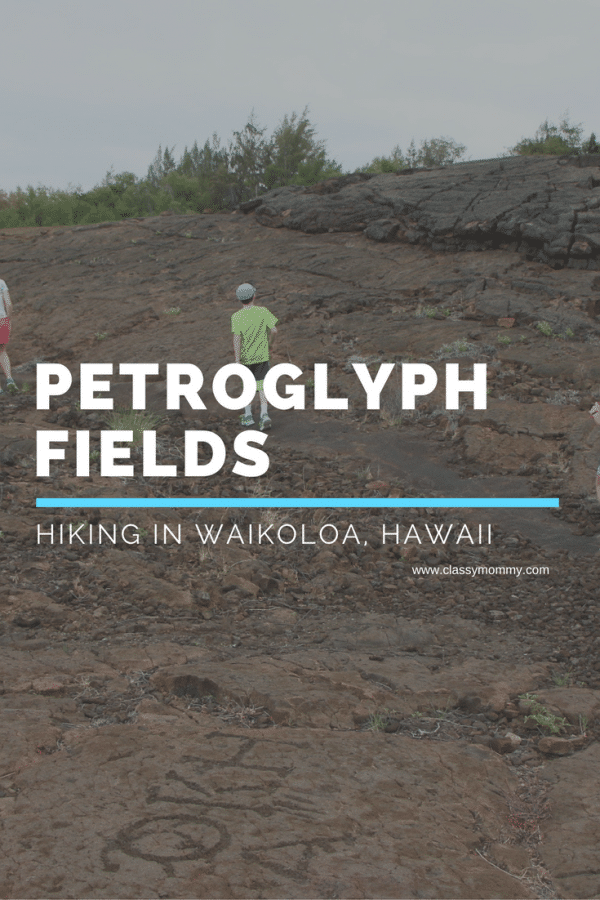 Hiking the Waikoloa Petroglyph Field and Trail on the Big Island of Hawaii