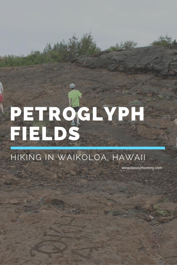 Hiking the Waikoloa Petroglyph Field and Trail on the Big Island of Hawaii