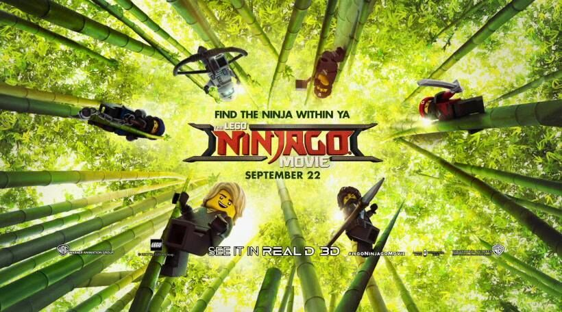 The Lego Ninjago Movie Free Printables