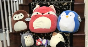 Squishmallows plush Video Review