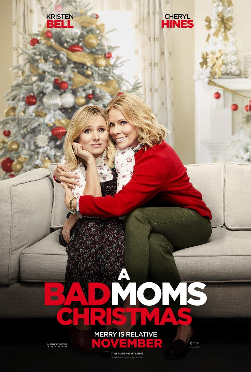 A Bad Moms Christmas Movie Review and 5 Reasons Why Bad Moms Christmas Will Be a top holiday movie