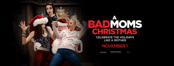 Bad Moms Christmas Interview Mila Kunis and Kristen Bell talk motherhood and girls night out