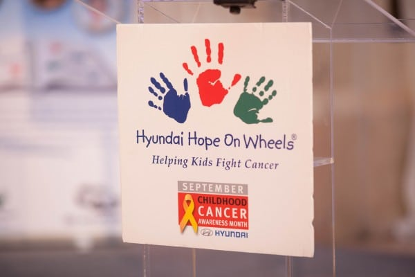 Hyundai Hope on Wheels Helps Kids Fight Cancer