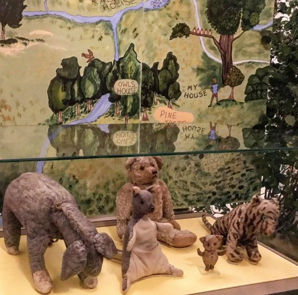 Original Winnie the Pooh Toys