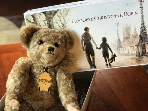 Vintage Winnie the Pooh Bear