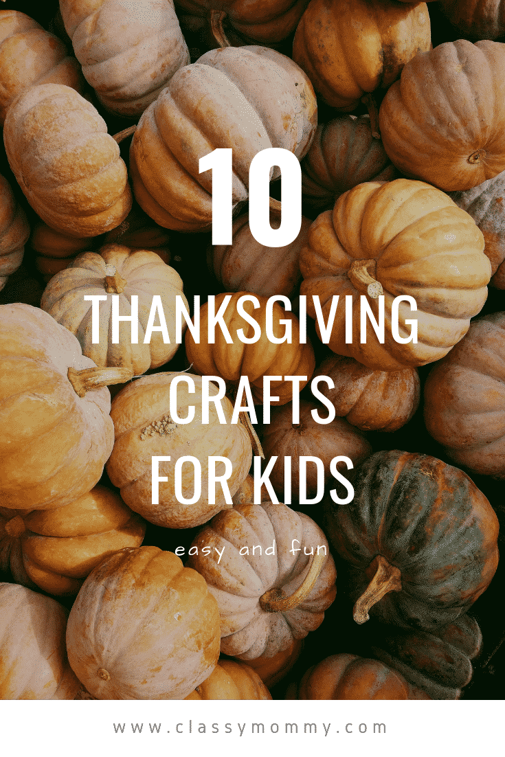 The 10 Best Thanksgiving Crafts for Kids