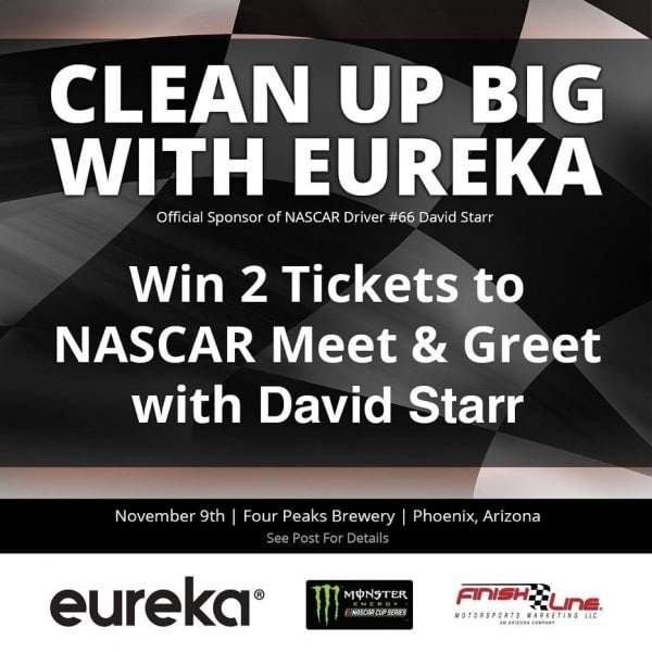 #EurekaRacing