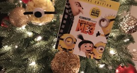 Easy DIY Minion Christmas Ornament