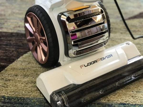 Eureka Floor Rover Video Review and Demo