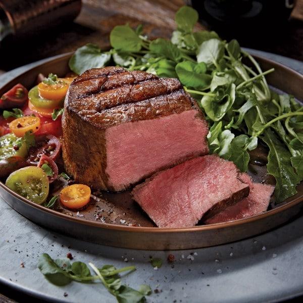 KC Steaks Super Trimmed Filet Mignon (1)