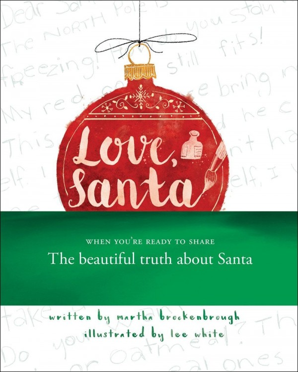 Love Santa Book Cover